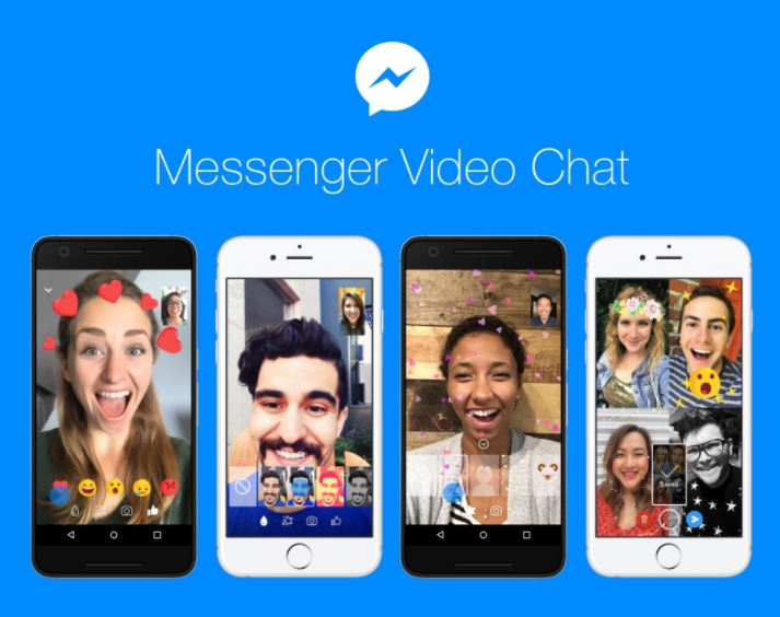 Messenger Video Chat (Quelle: Facebook)