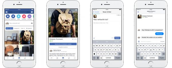Facebook Marketplace (Quelle: Facebook)Facebook Marketplace