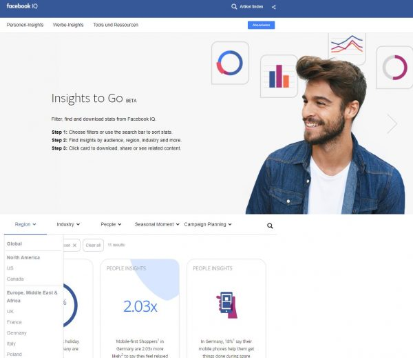 Insights to Go - Facebook IQ