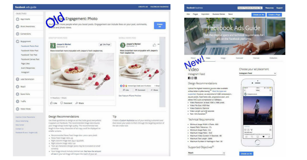 FB Ads Guide (Quelle. Facebook)