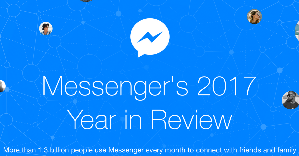 Facebook Messenger 2017
