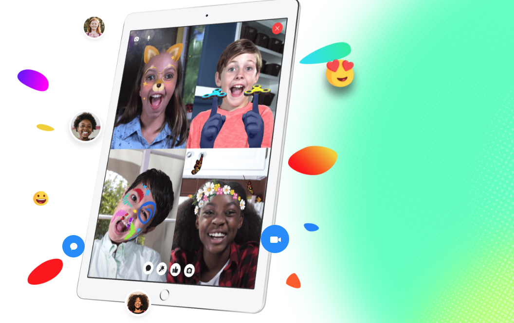 Messenger Kids (Quelle: Facebook)