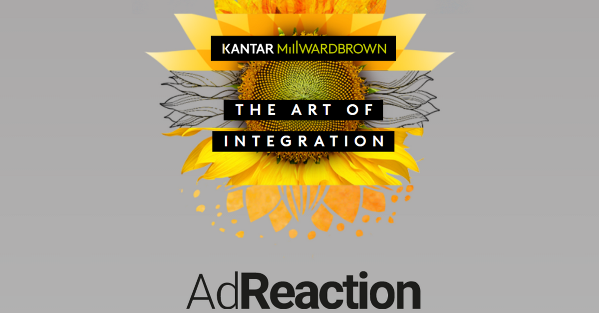 Kantar Millward Brown - AdReaction