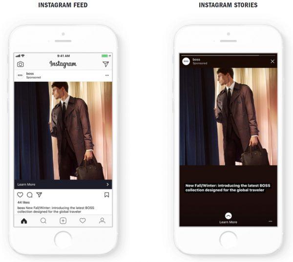 Automatische Ad-Umwandlung für Instagram Stories (Quelle: Instagram)