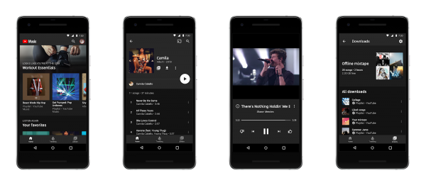 YouTube Music (Quelle: YouTube)