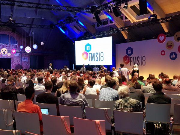 Facebook Marketing Summit 2018 in Berlin