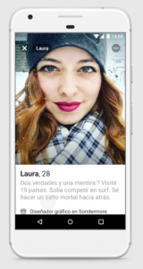 Facebook-Dating Colombia (Quelle: TechCrunch)