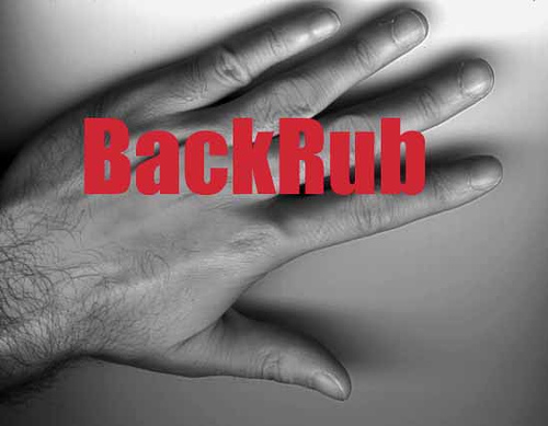 Logo Backrub (Quelle: Google)