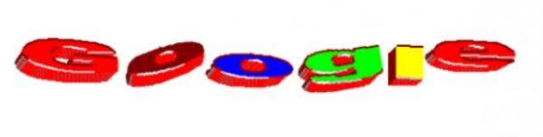 Google Logo 1997 (Quelle: Google)