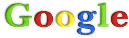 Google Logo 1998 (Quelle: Google)