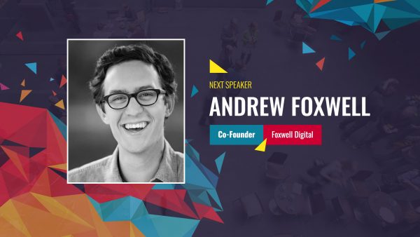 Andrew Foxwell (Quelle: Ads Camp 2019)