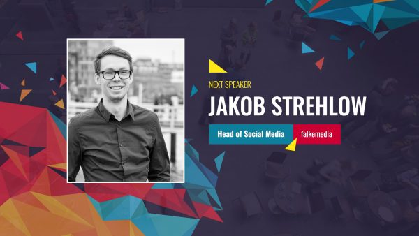 Jakob Strehlow (Quelle: Ads Camp 2019)