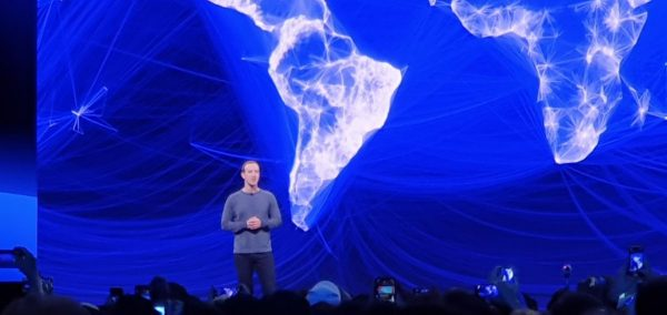Mark Zuckerberg an der F8 (Quelle: Thomas Hutter)