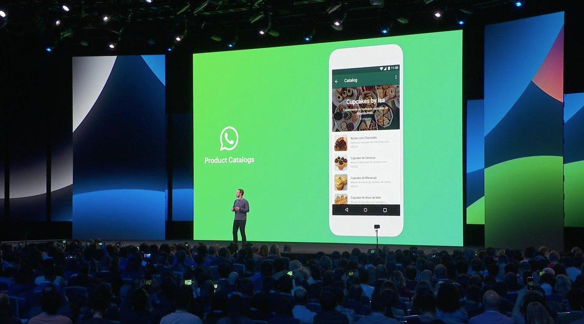 WhatsApp: Produktkatalog-Funktion wird getestet!