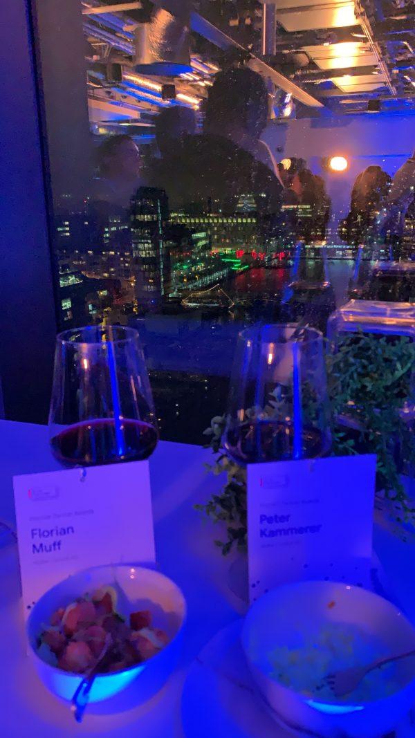Network-Abend im Oceans 11@Google