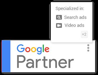 Google Partner Logo (Quelle: google.com)