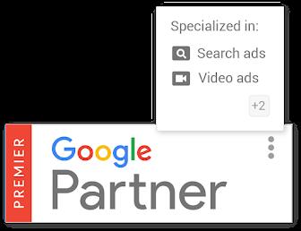 Google Premium Partner Logo (Quelle: google.com)