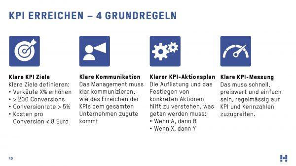 4 Herausforderungen bei der Arbeit mit KPI