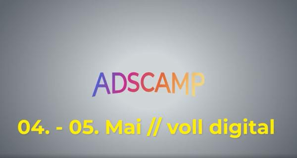 Ads Camp 2020: Titelbild
