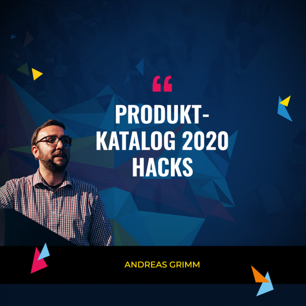Andreas Grimm (Quelle: Ads Camp 2020)