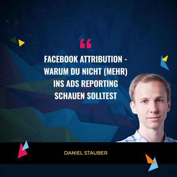 Daniel Stauber (Quelle: Ads Camp 2020)