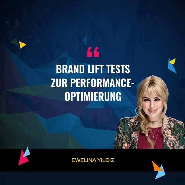 Ewelina Yildiz (Quelle: Ads Camp 2020)