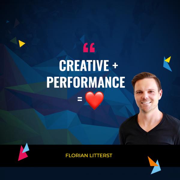 Florian Litterst (Quelle: Ads Camp 2020)
