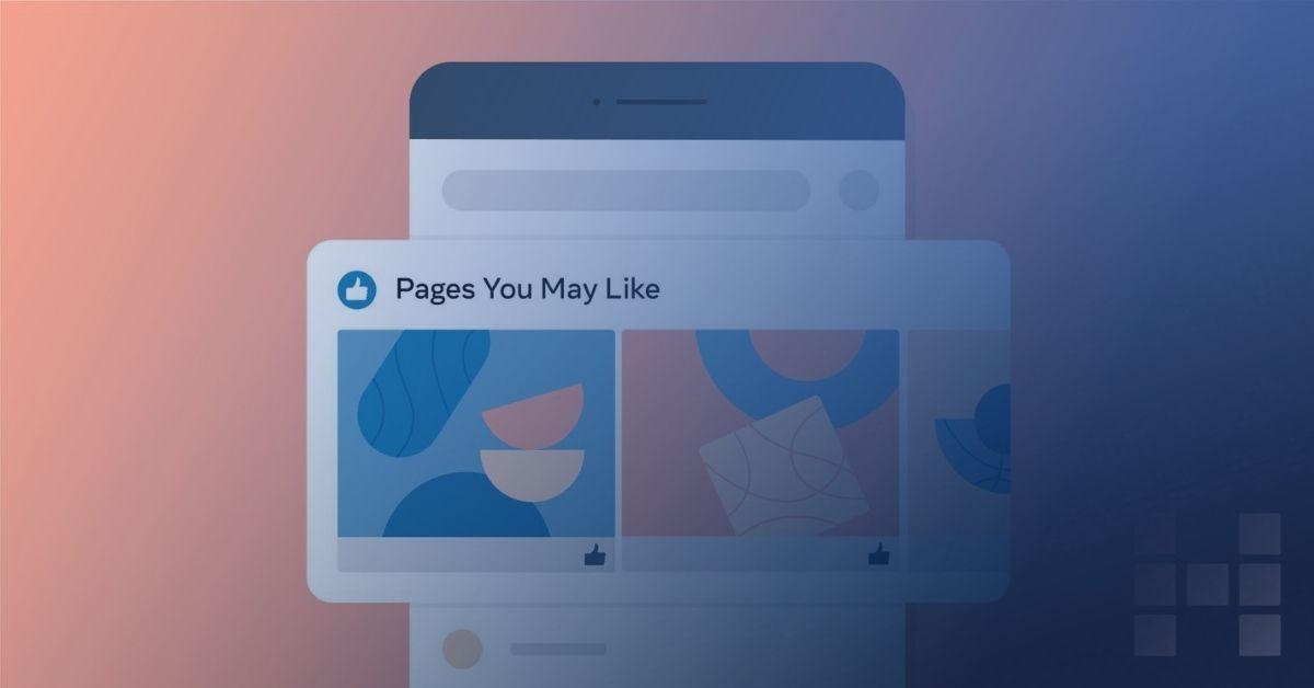 Facebook: Richtlinien für Empfehlungen verfügbar
