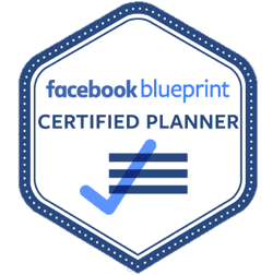 Facebook Blueprint certified Planner