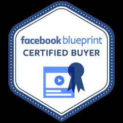 Facebook Blueprint certified Buyer