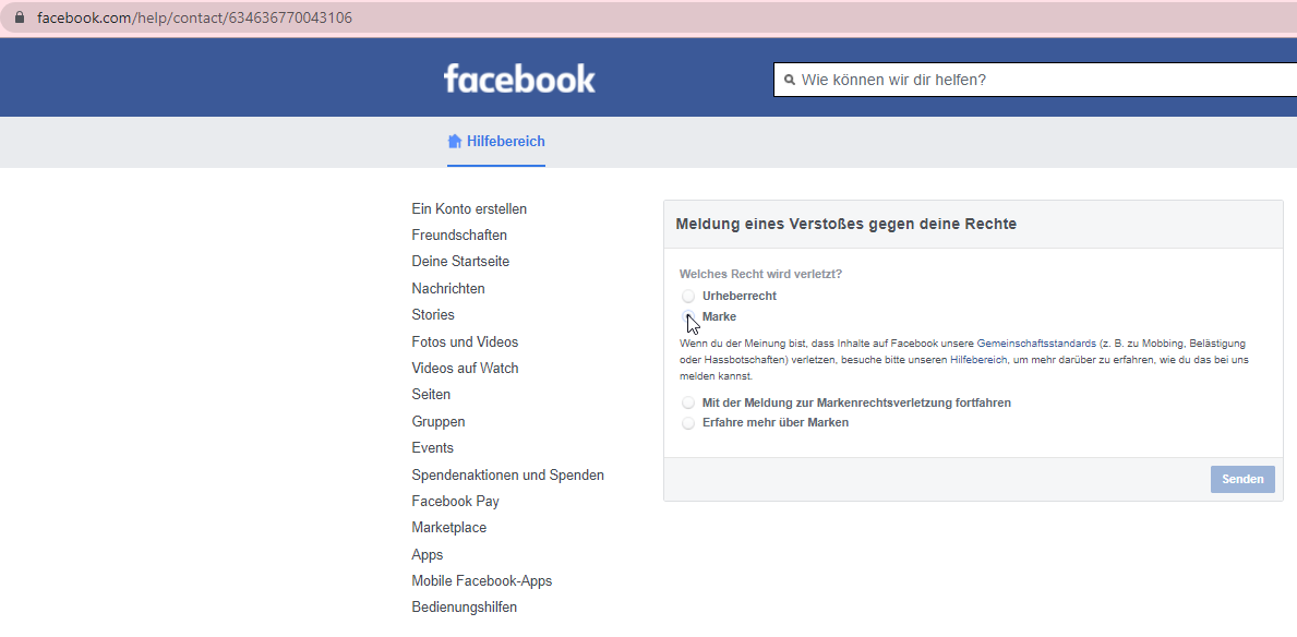 Profilbild verlängern temporäres facebook IT